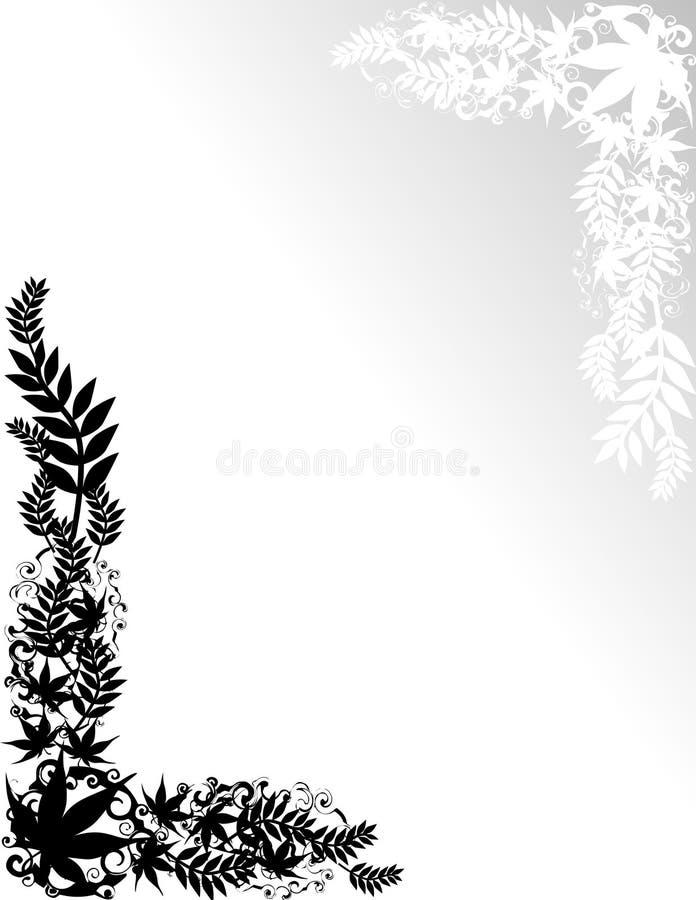 design element11 royaltyfri illustrationer