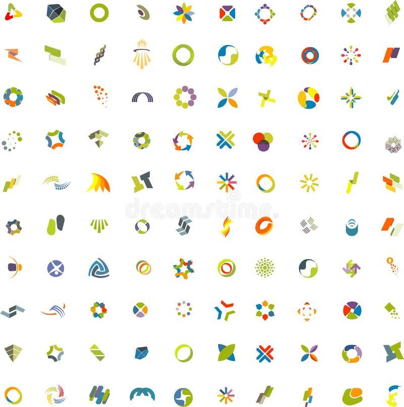 Download Design elements stock vector. Illustration of blue, message - 13202624