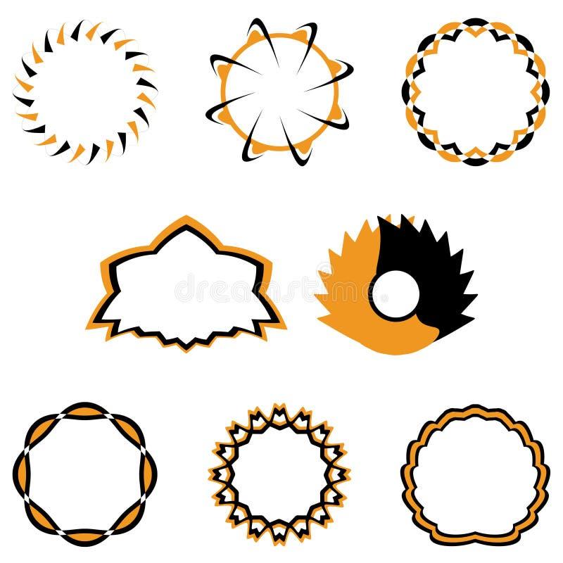 Download Design elements stock vector. Illustration of circle - 15337140