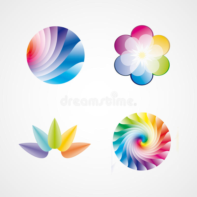 Download Design elements stock vector. Image of color, card, corporate - 16878763