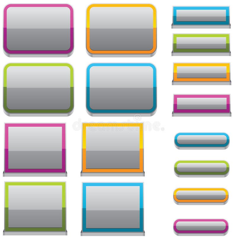 Download Design Elements stock vector. Image of element, glass - 20424974