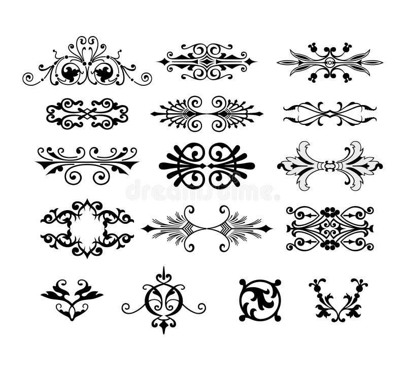Free Design Elements Royalty Free Stock Image - 4490706