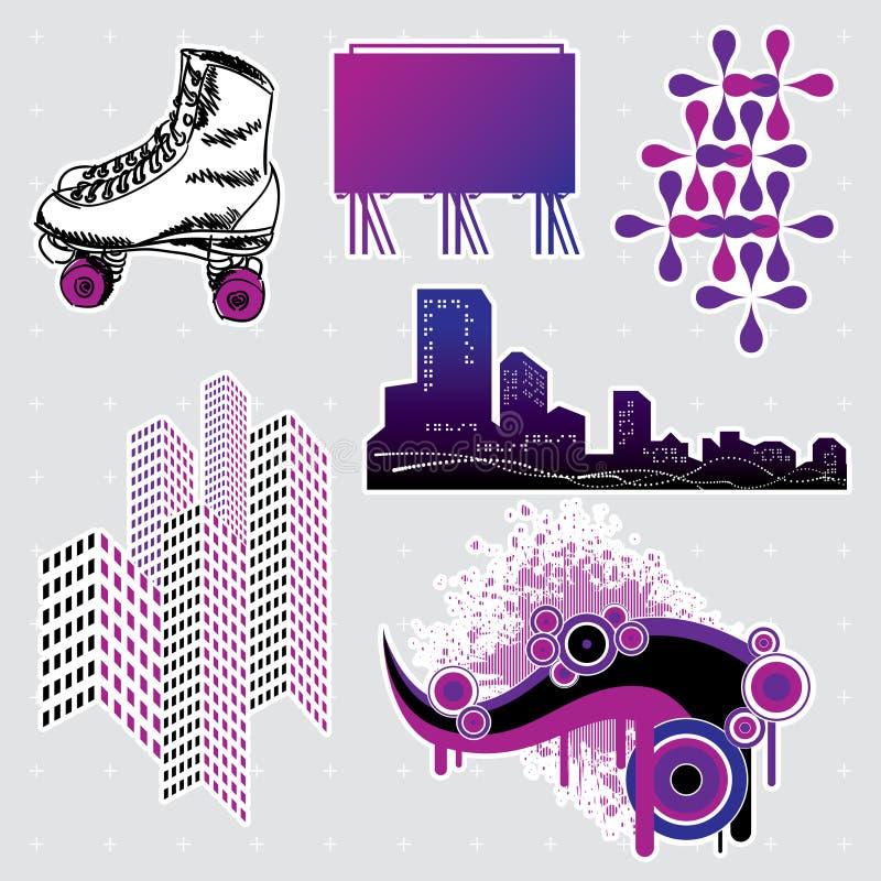 Download Design elements #6 stock vector. Image of celebration - 8187814