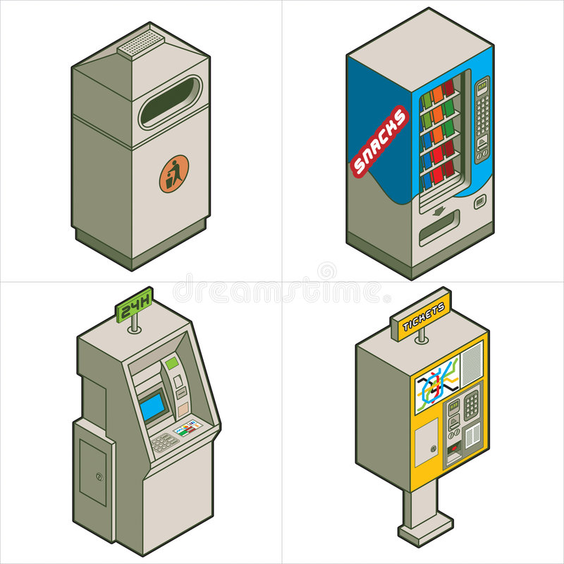 Design Elements p. 18b. On the Street is a high resolution image for general use. I hope you enjoy stock illustration