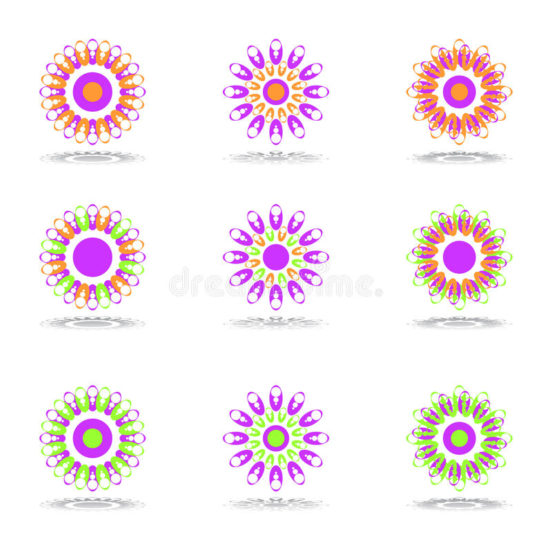 Download Design elements set stock vector. Illustration of style - 31953650