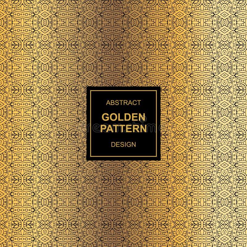 Design för abstrakt begrepp för Mayamodellbakgrund royaltyfri illustrationer