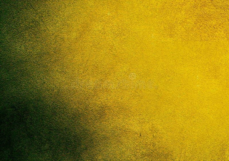 design för Gräsplan-guling lutning texturerad bakgrundstapet royaltyfria bilder