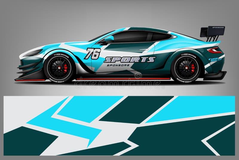 Design f?r sjal f?r springa f?r sportbil f?r designeps f?r 10 bakgrund vektor f?r tech - Mappen f?r vektorn vektor illustrationer
