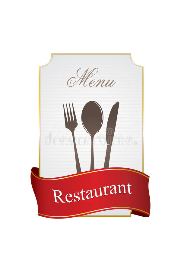 Download Design menu label stock vector. Image of cooking, prints - 20487490