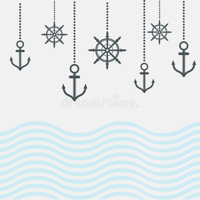 Design nautical template stock illustration illustration of blank download design nautical template stock illustration illustration of blank 41613473 toneelgroepblik Image collections
