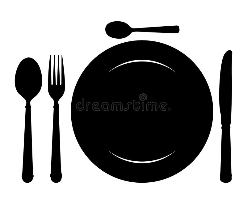 Download Design Place Setting. Royalty Free Stock Photo - Image: 11654105