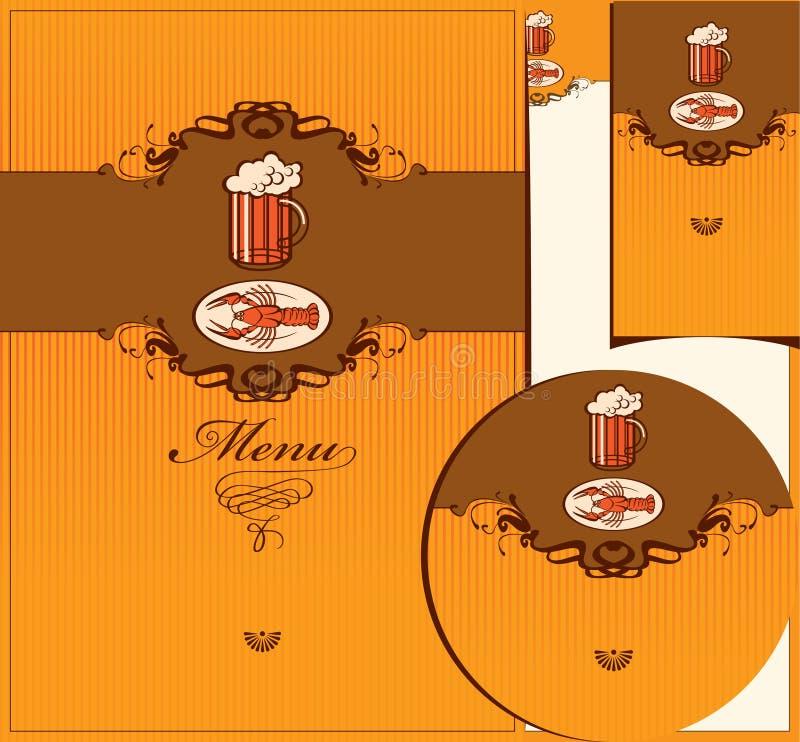Download Design for pub stock vector. Illustration of label, coat - 25912727