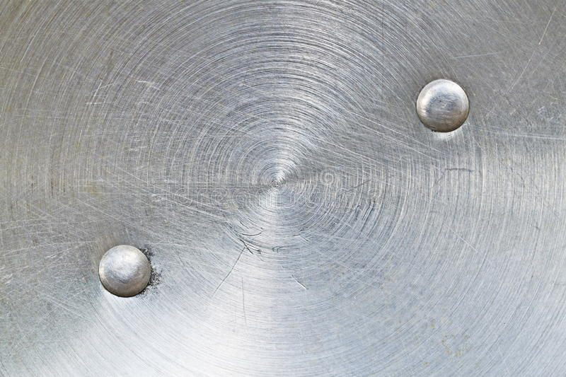 Design of scratch on steel for pattern and background. It is Design of scratch on steel for pattern and background royalty free stock image