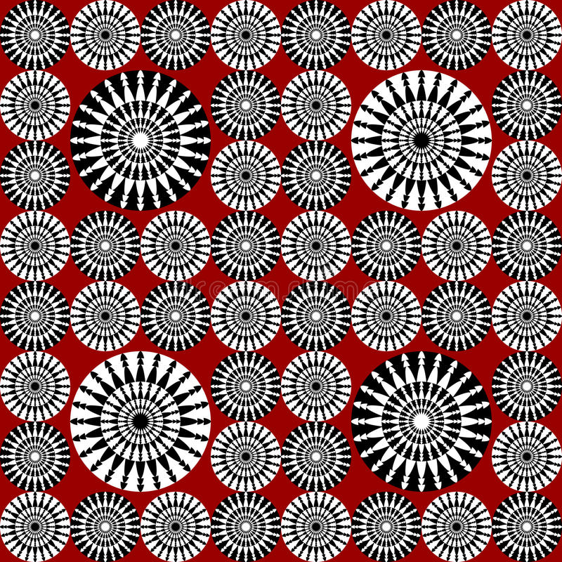 Download Design seamless pattern stock vector. Image of nobody - 32081138