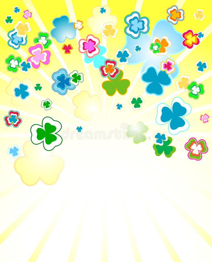 Download Design For St. Patrick's Day Stock Vector - Image: 12677086