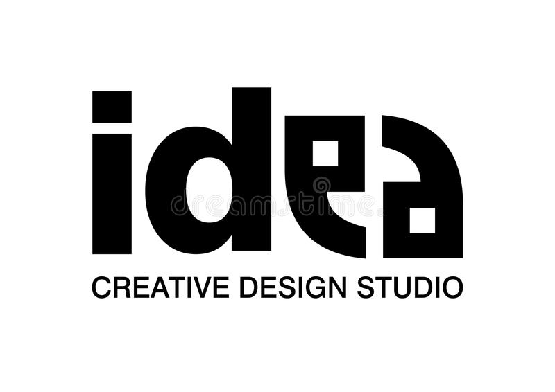 Download Design studio Logo Design stock illustration. Image of studio - 18096031