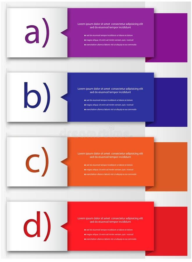 Design template. Vector stock illustration