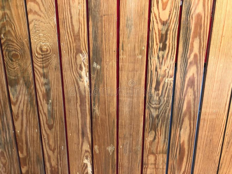 Wooden linings royalty free stock photos