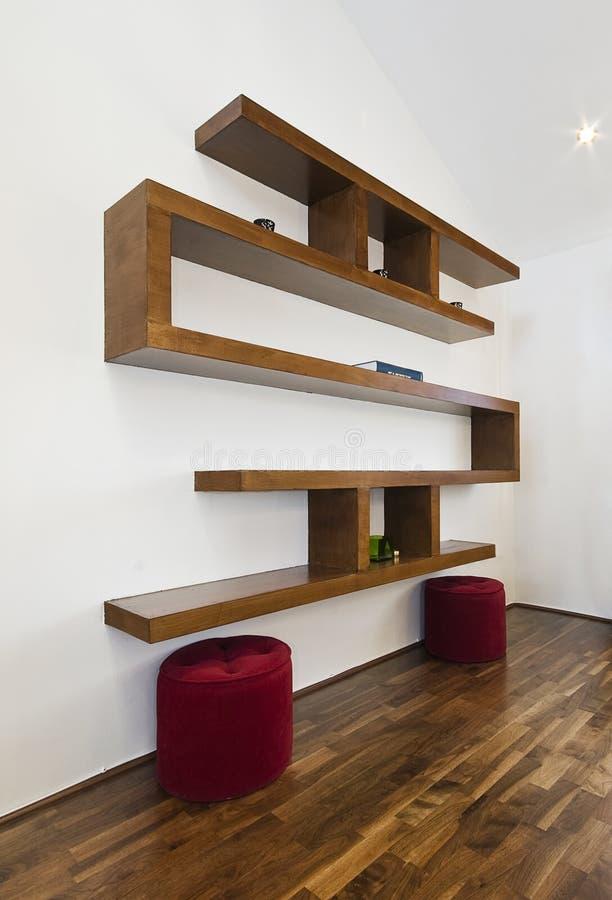 High Quality Download Designer Shelf Stock Photo. Image Of Modern, Estate, Contemporary    12149176