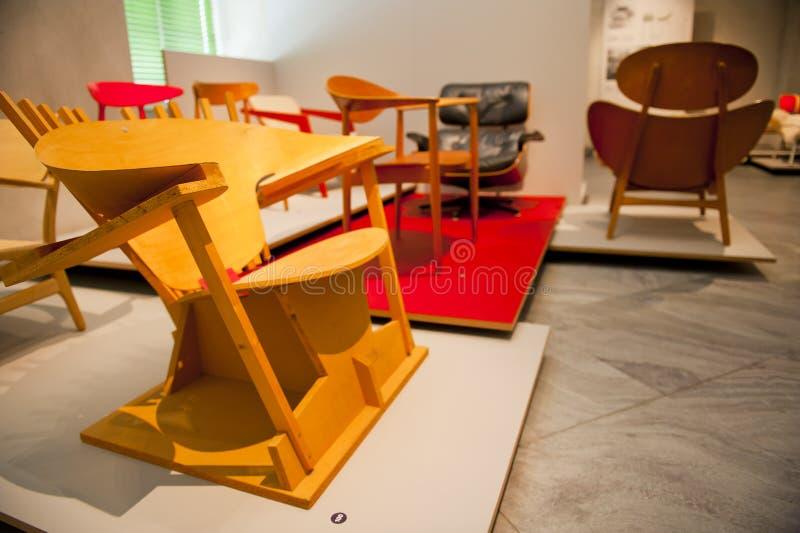 Designmuseum Danmark fotografie stock