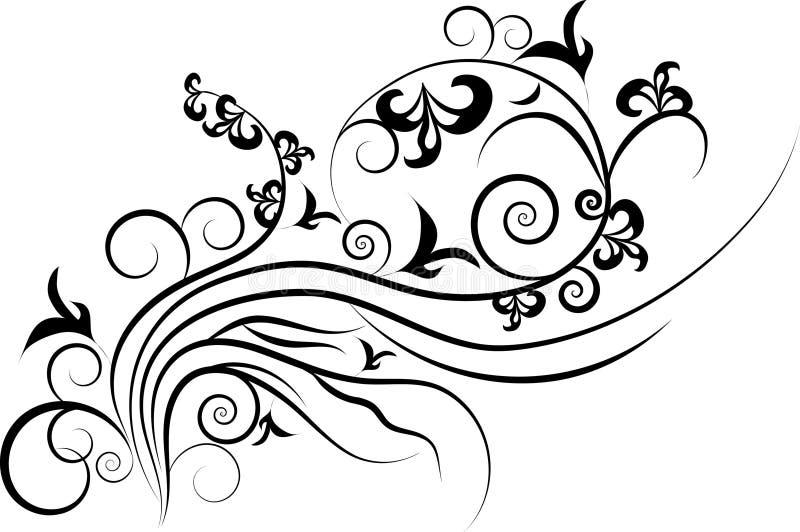 designprydnad vektor illustrationer