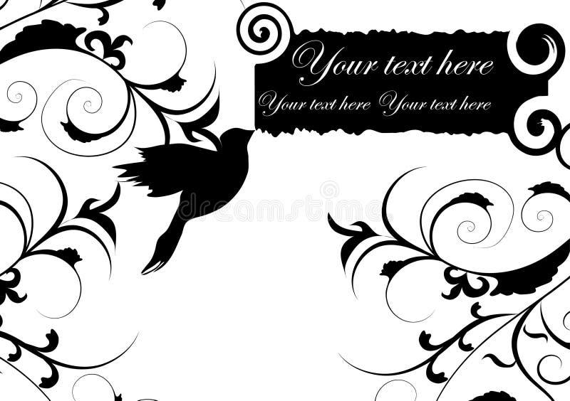 designprydnad stock illustrationer