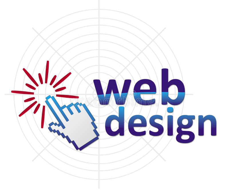 designrengöringsduk royaltyfri illustrationer