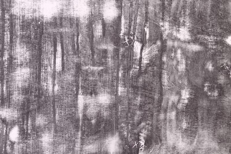 Designträ med många skrapade fläckar texturerar - underbar abstrakt fotobakgrund royaltyfria foton