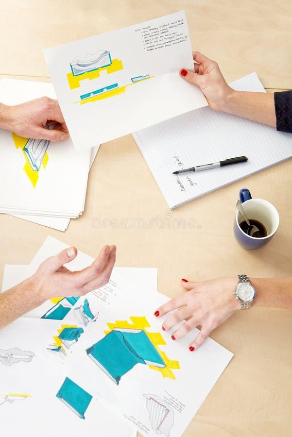 Designval royaltyfri fotografi