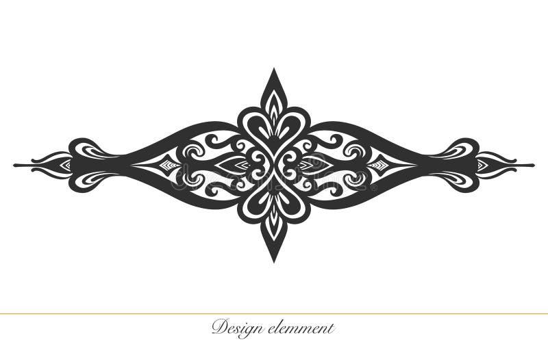 Desing element royalty ilustracja