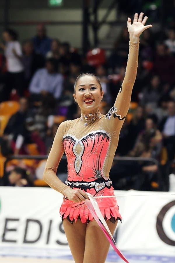 Download Alyia Garayeva ribbon editorial photo. Image of garayeva - 29991221