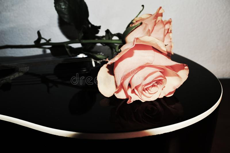 Desire for love, symbols stock photo