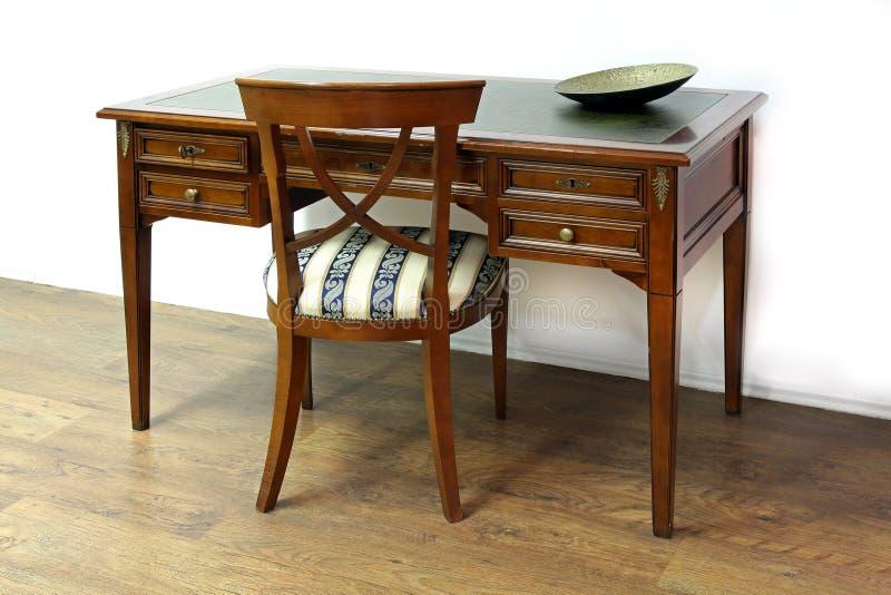 Download Desk stock photo. Image of furniture, wooden, desk, drawer - 23150968