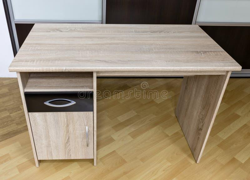 Download Desk stock photo. Image of home, dark, desk, plywood - 28157838