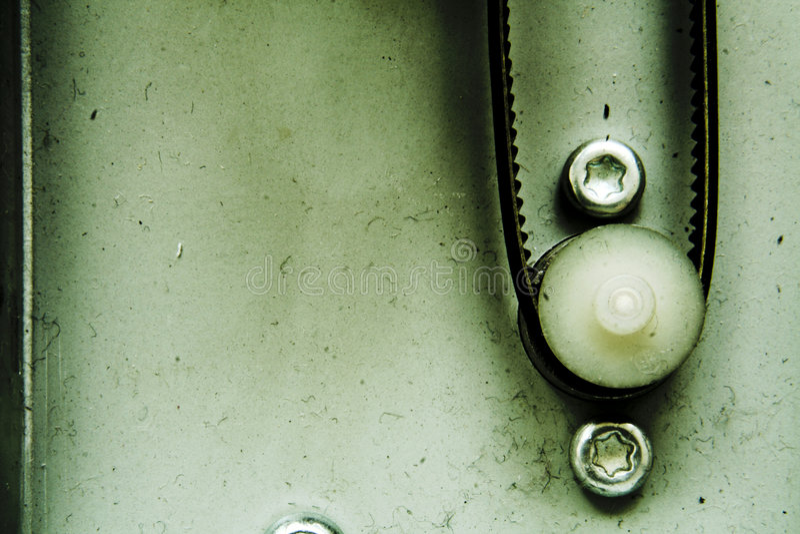 Desk-jet winch stock photos