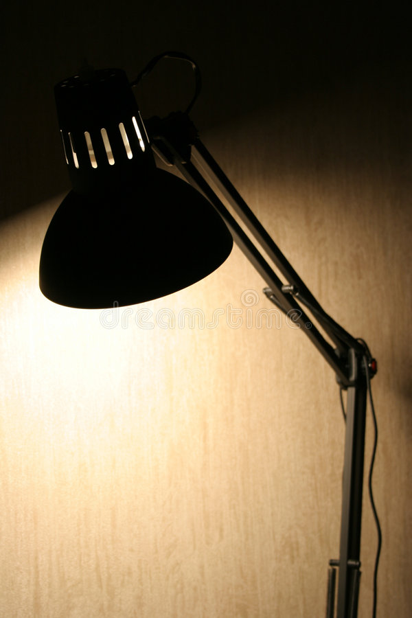 Desk Lamp 2 royalty free stock photos