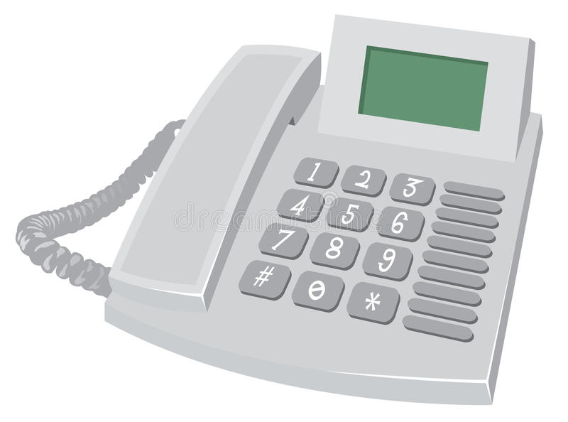 Desk Phone Stock Photos
