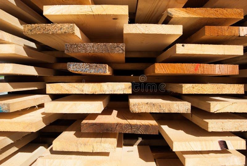 deski brogowali drewnianego zdjęcie stock