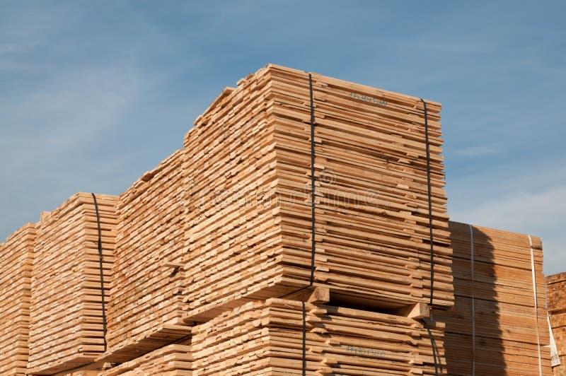 deski brogują drewnianego fotografia stock