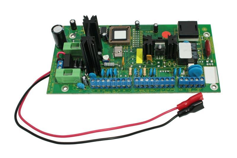 deski circuit elektronicznego obrazy stock