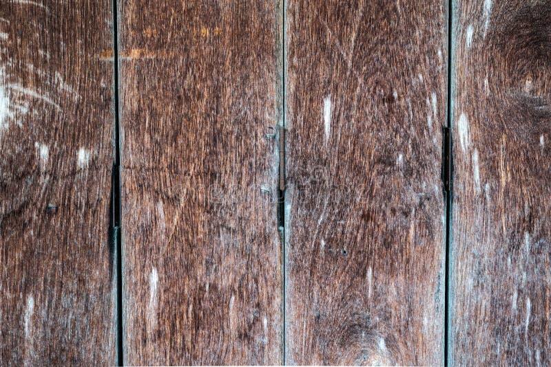 Deski drewna ściany tekstury zdjęcia stock