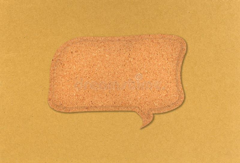 deskowa bąbla korka wycena obraz stock