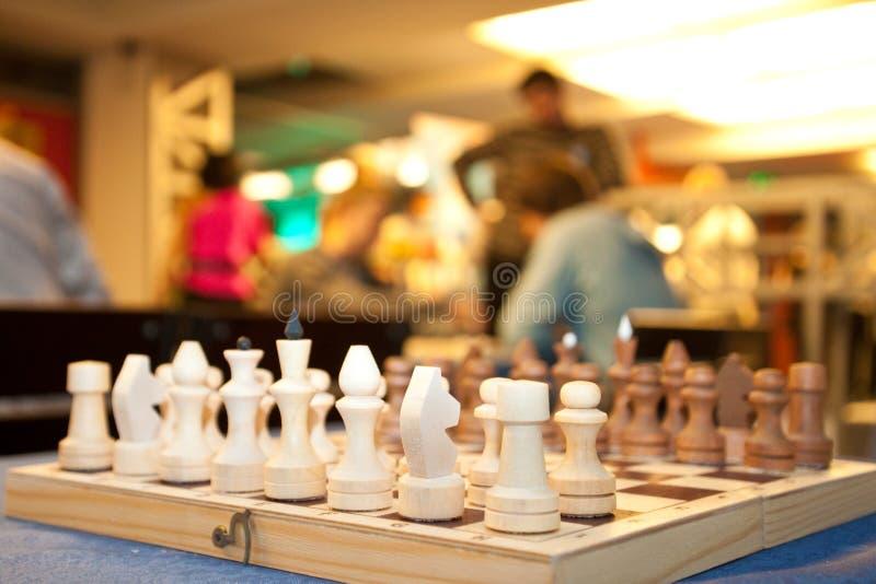 Download Deskowy szachy obraz stock. Obraz złożonej z chessboard - 13340999