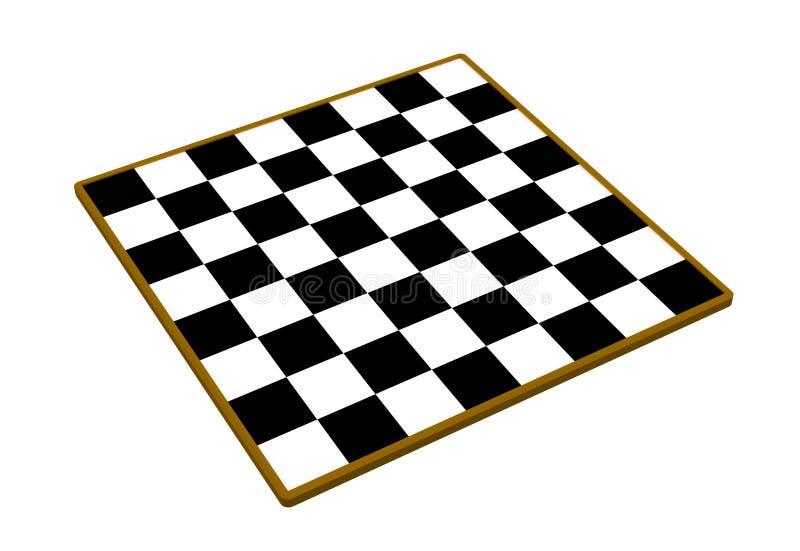 deskowy szachy ilustracja wektor