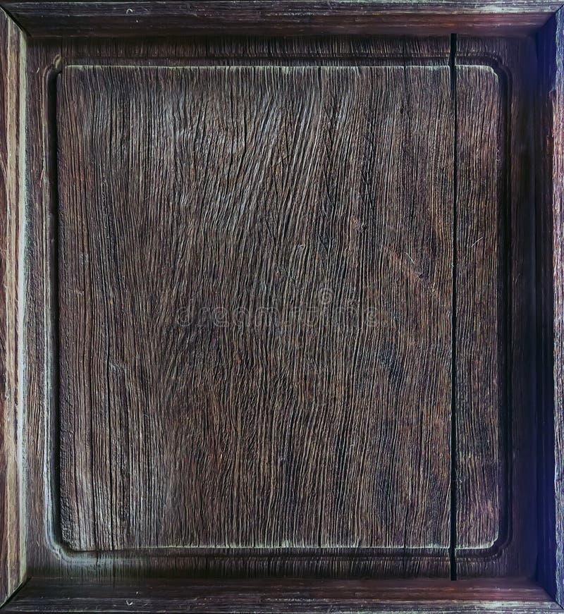deskowy tnący drewniany Drewniana tekstura fotografia royalty free