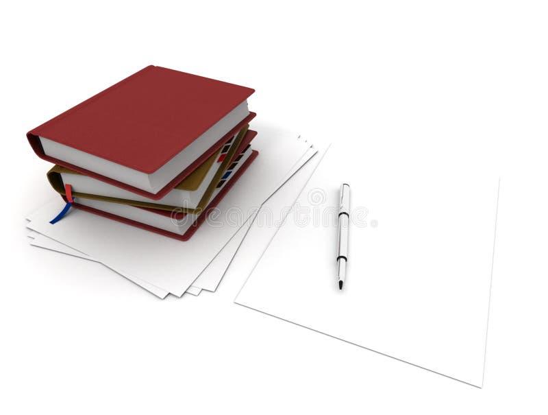 Desktop vector illustration