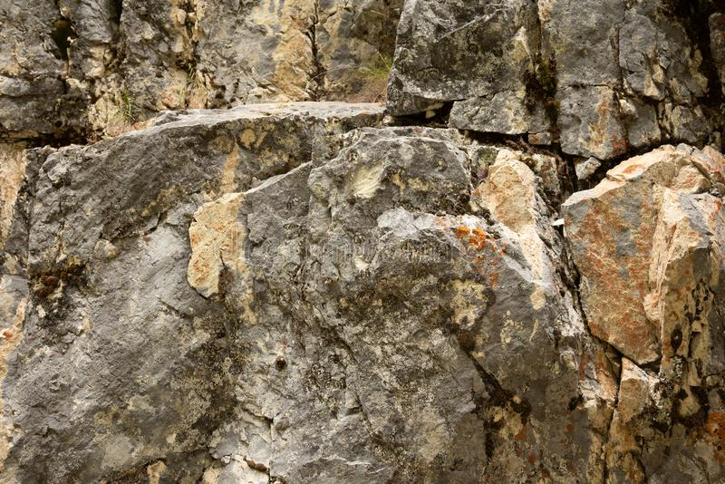 Background texture rock formations royalty free stock image