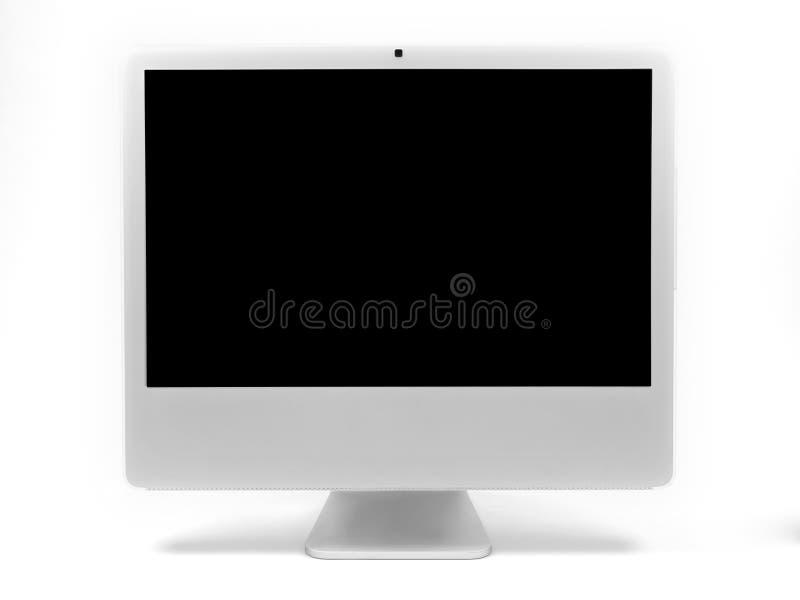 Download Desktop Computer stock image. Image of screen, white - 12450713
