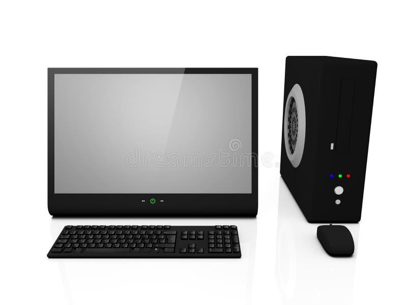 Download Desktop Computer Stock Photos - Image: 31739113