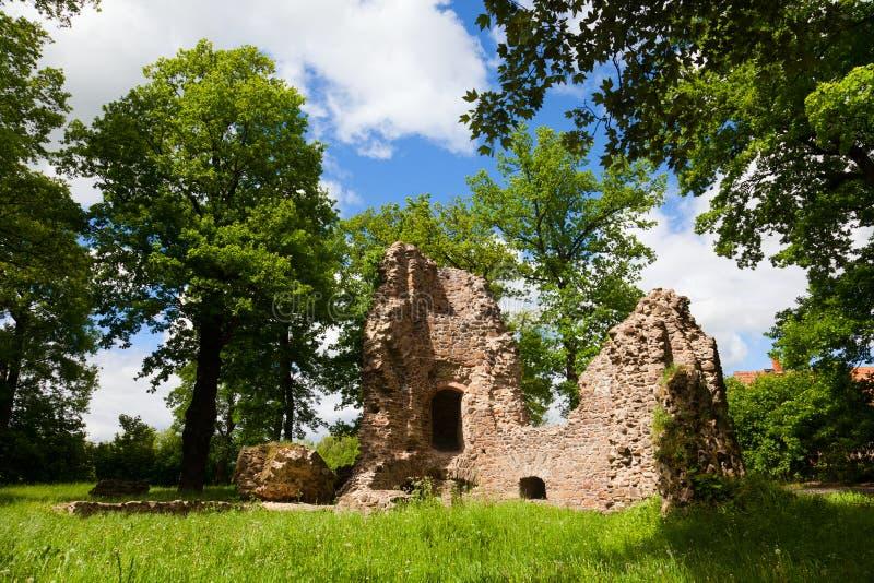 Download Desolate castle stock photo. Image of ruins, disrepair - 31464446